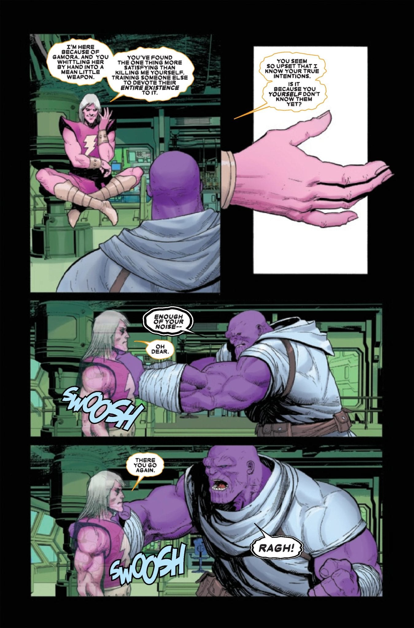Marvel Comics Preview: THANOS #4 (OF 6) 6