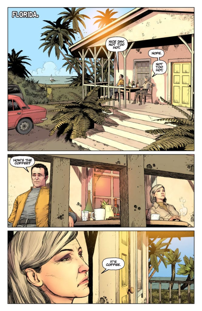 Is There Rest For The Wicked In POSTAL DELIVERANCE #1?