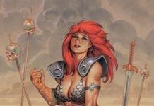 Red Sonja #6