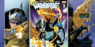 Review: VALKYRIE JANE FOSTER #1 Back in the Saddle Again