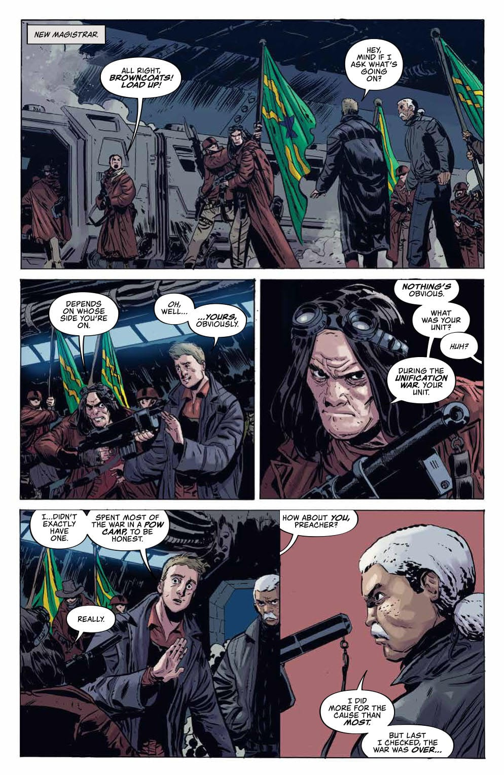 Firefly #8 Page 2