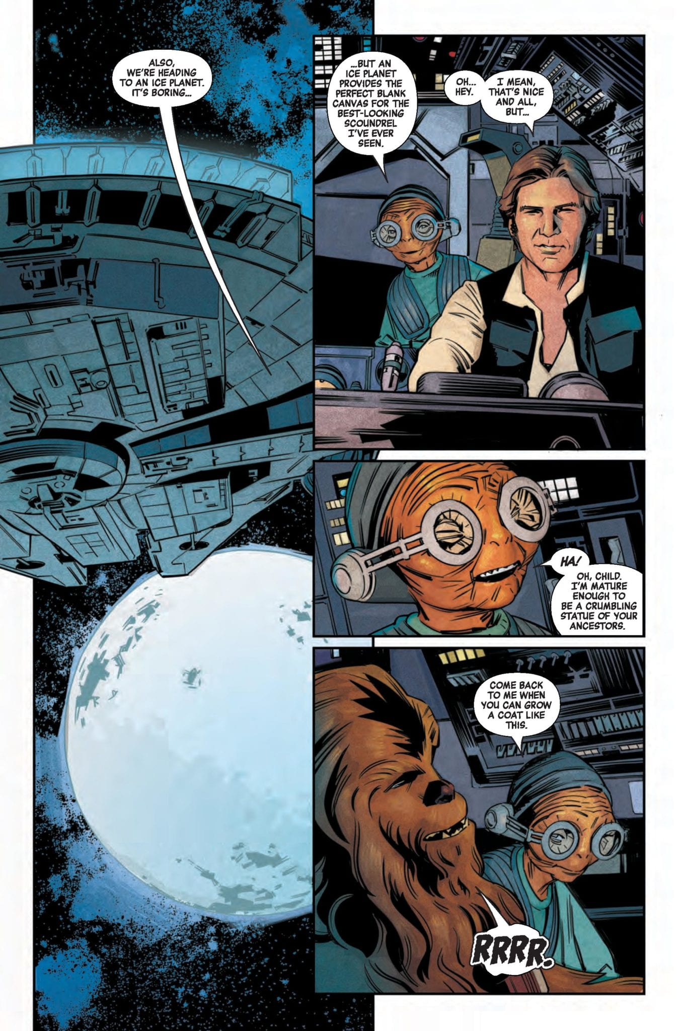 Marvel Comics Preview: STAR WARS AGE OF RESISTANCE SPECIAL #1 3