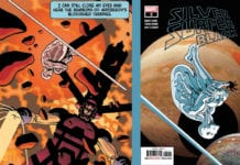 Review: Breathtaking Asian Myth Or SILVER SURFER BLACK #2?