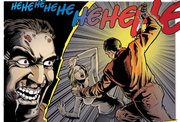 Review: LEAVE ON THE LIGHT #1 Great Artwork, But How's The Story 2