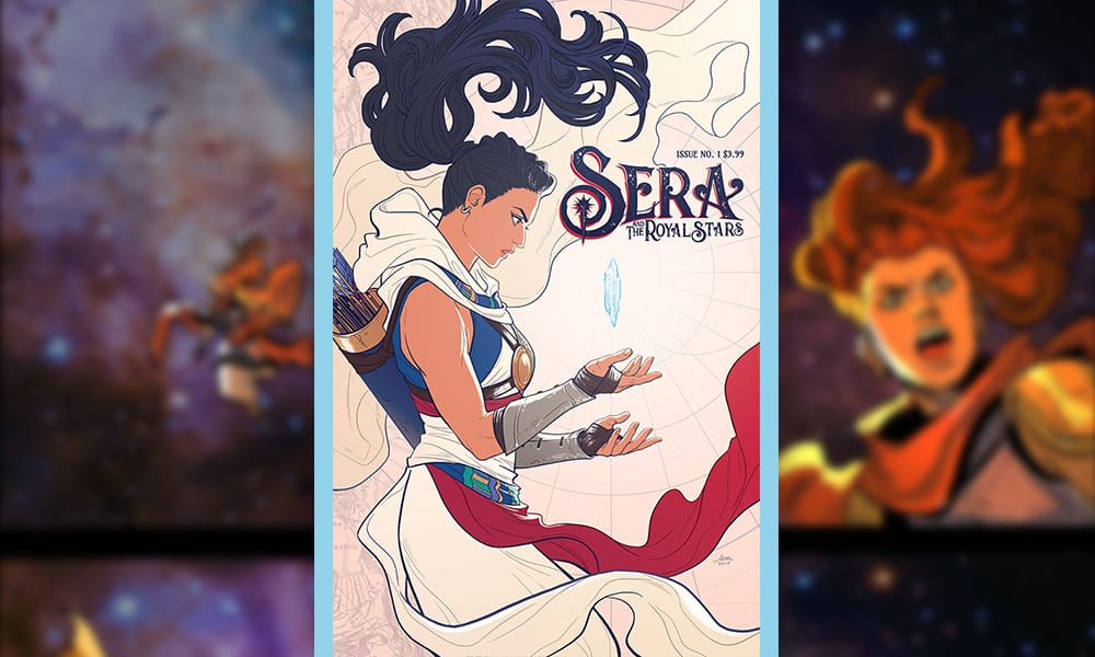 Review: SERA AND THE ROYAL STARS #1 A Mysterious Magical Mythos