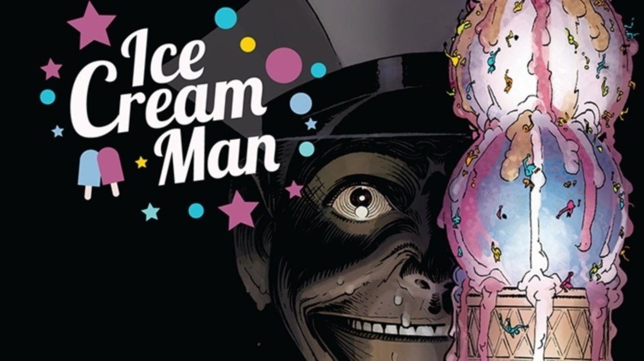 ICE CREAM MAN #13 variant cover