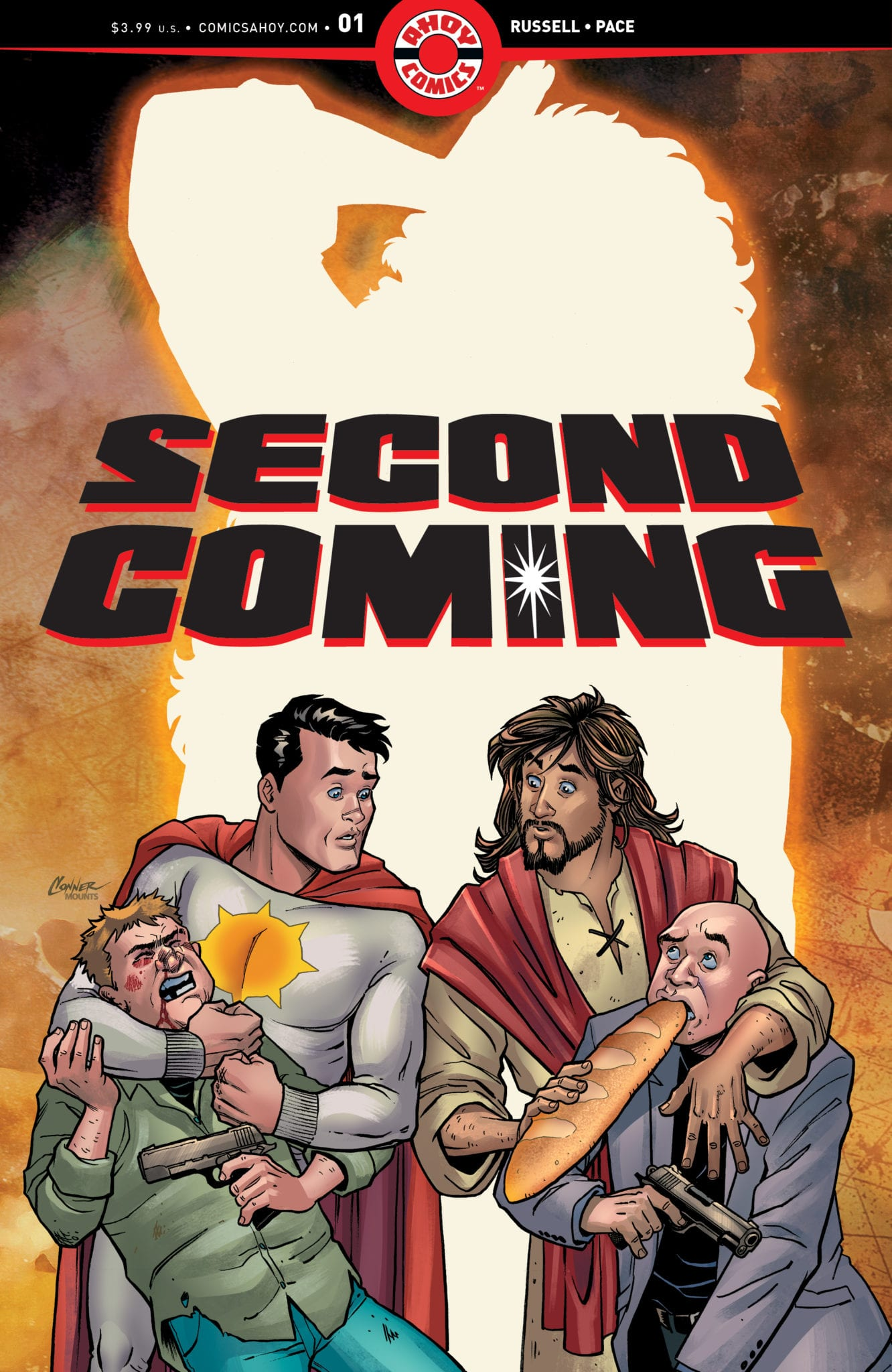 second coming mark russell interview ahoy comics