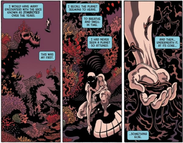 Review: Breathtaking Asian Myth Or SILVER SURFER BLACK #2? 2