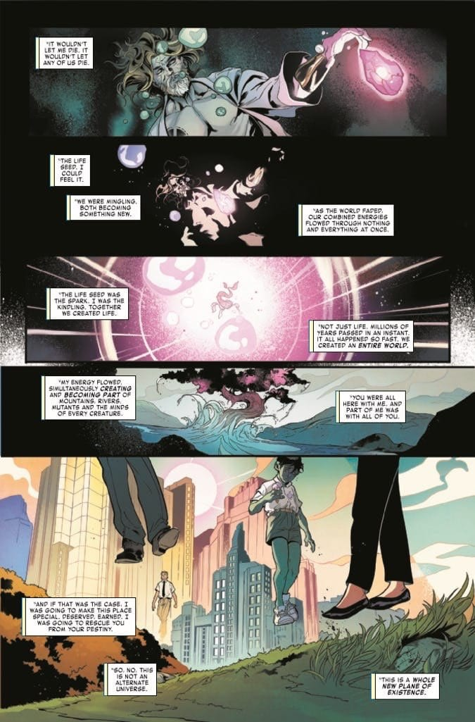 AGE OF X-MAN: OMEGA: Thompson & Nadler Stick The Landing 1
