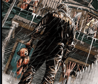 Review: LEAVE ON THE LIGHT #1 Great Artwork, But How's The Story 5