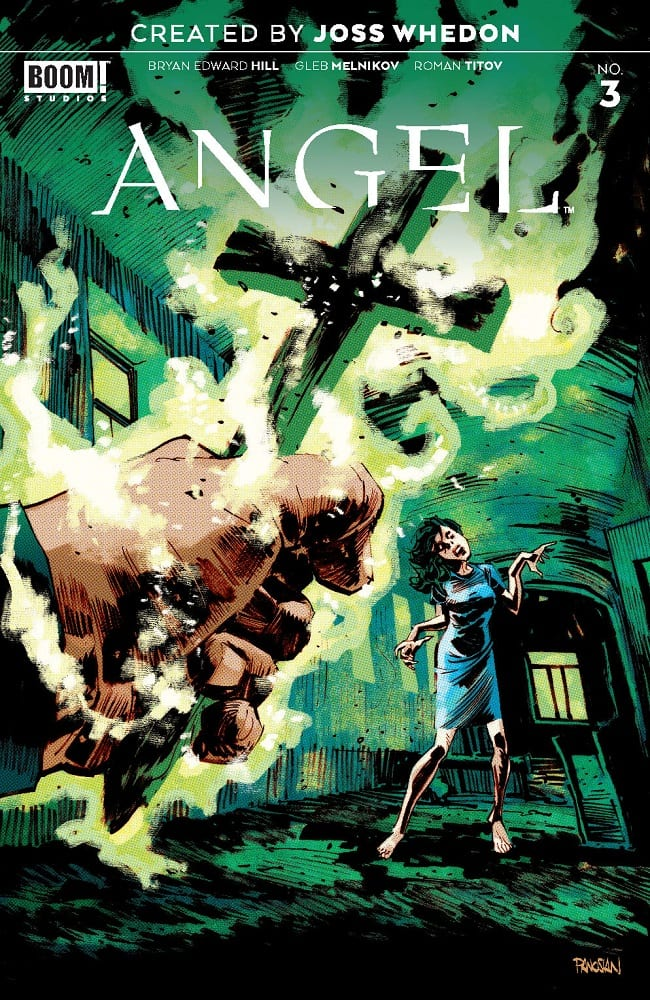 Angel #3 Credit: BOOM! Studios