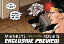 Exclusive Marvel Comics Preview: BLACK CAT #3 Destroys Silvers Sable's Rep
