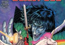 Deadpool Annual #1 Cover