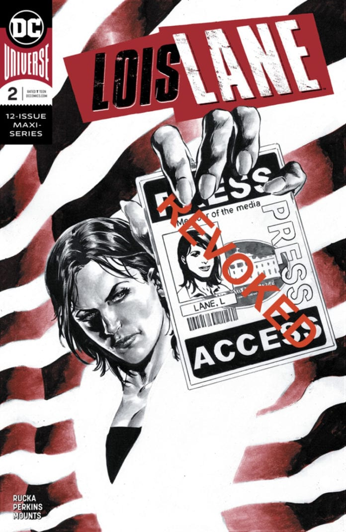 Review: LOIS LANE #2 Shows A Journalist On The Prowl 6