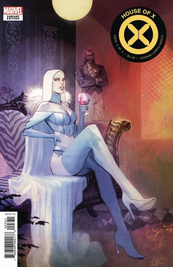 HOUSE OF X #3 Catapults The X-Men Narrative To New Heights 3