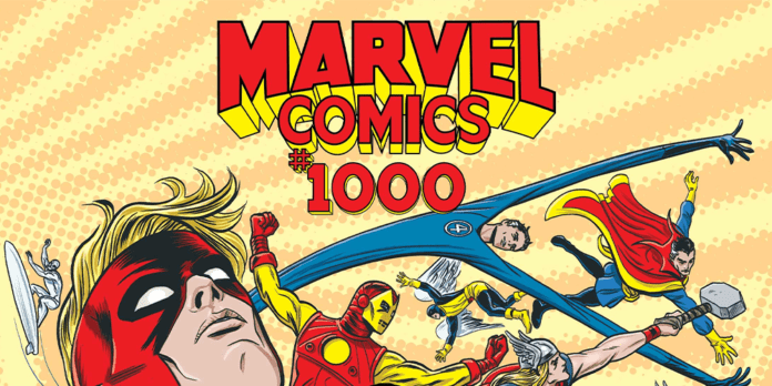 Review: MARVEL COMICS #1000 Celebrates History While Beginning a New Mystery 11