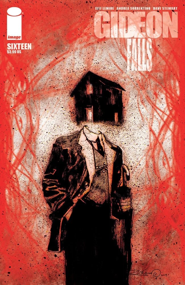 GIDEON FALLS #16 - A Whole New Ball Game 1