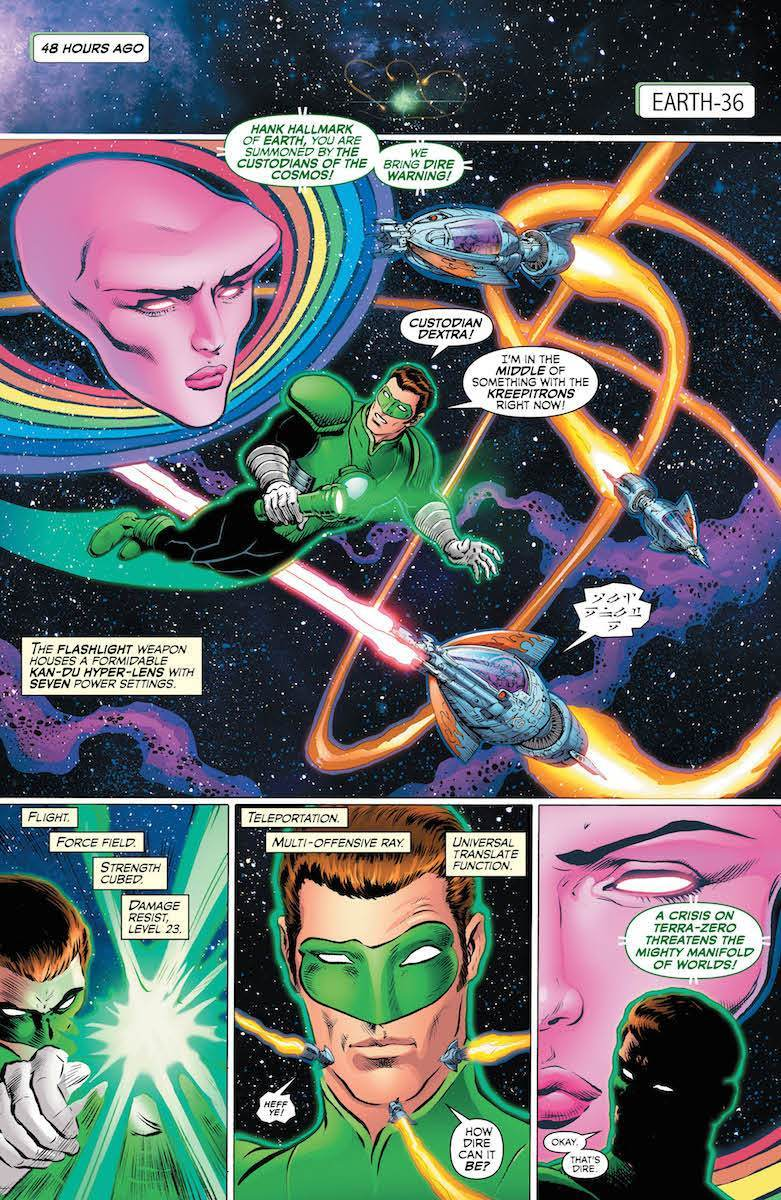Green Lantern of Earth-36