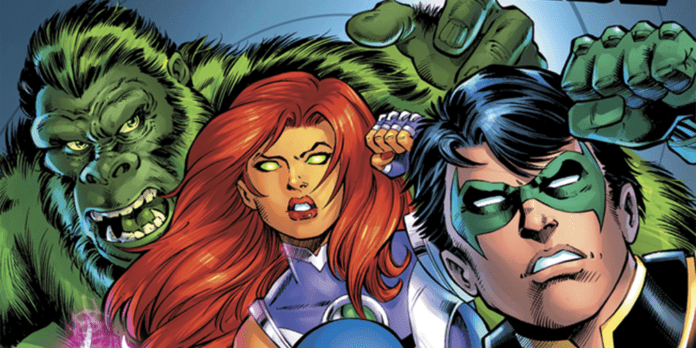 Review: TITANS: BURNING RAGE #1 Is Great For New Fans 4