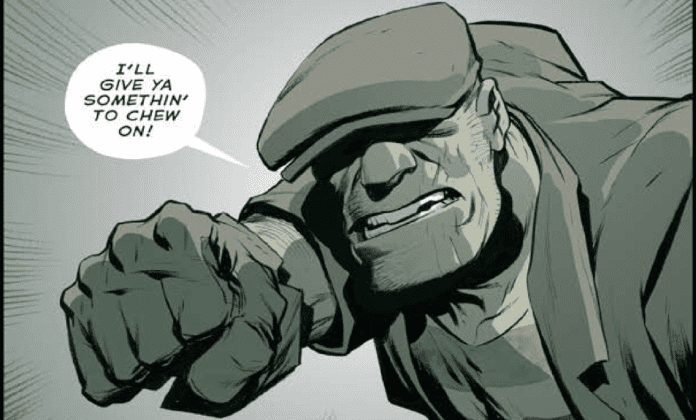 Review: GOON #4 - Four Comes After Five, The Goon Says So 7