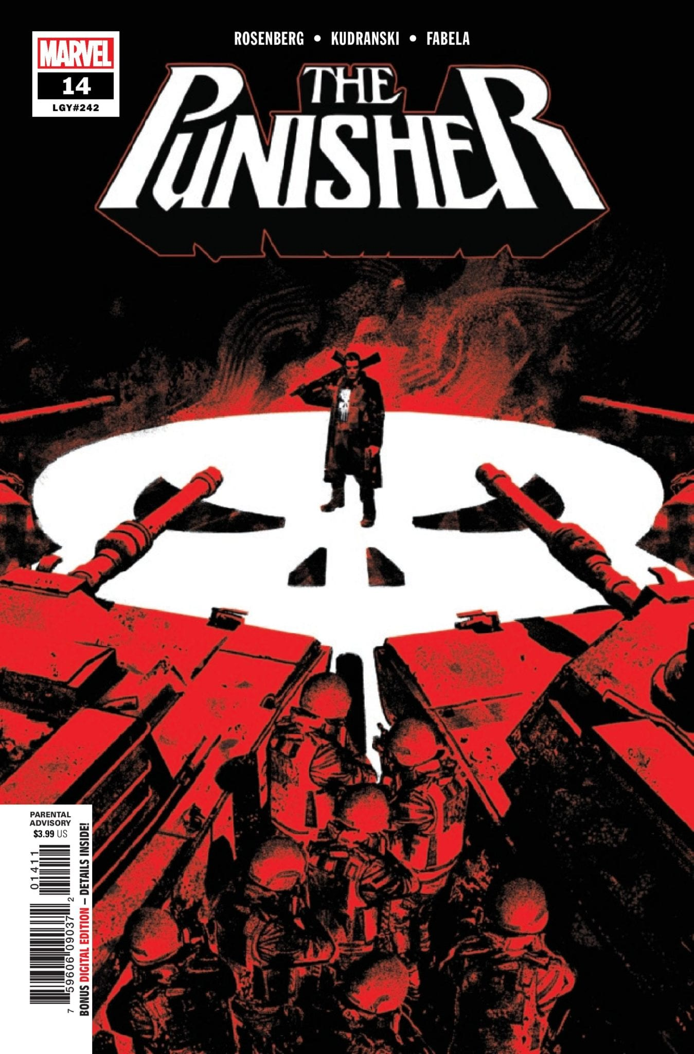 Marvel Comics Exclusive Preview: THE PUNISHER #14 6