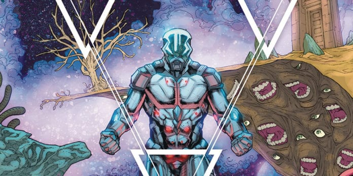Review: TRIAGE #1 Is Strong & Surreal SciFi via Phillip Sevy 3