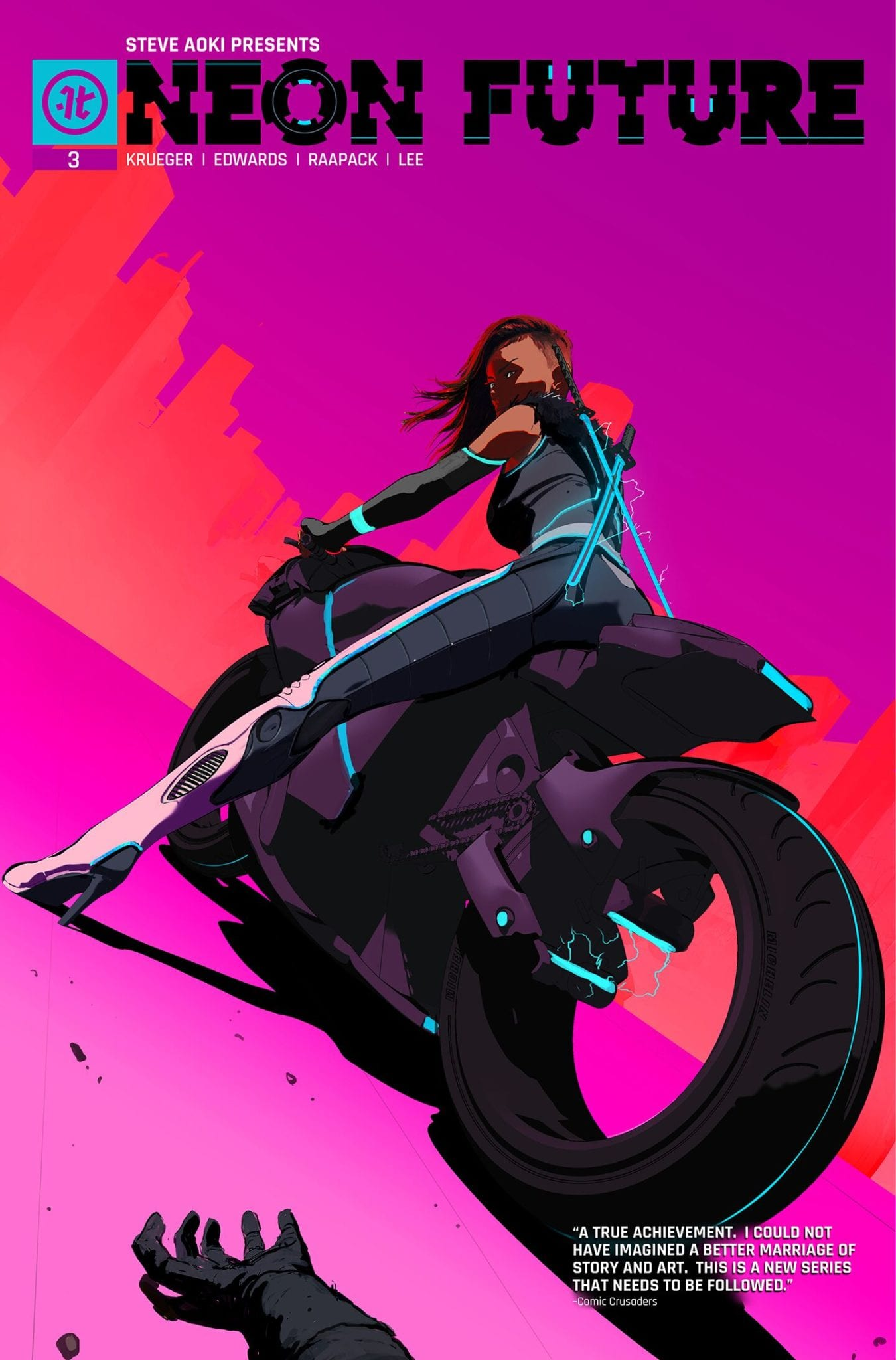 Review: NEON FUTURE Shows a Future That May Not Be So Bright 1