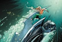 AQUAMAN #51 cover artwork