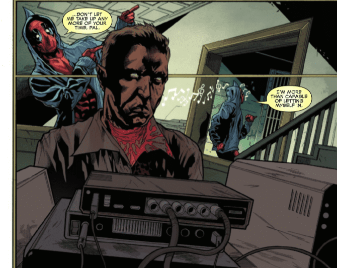 Review: ABSOLUTE CARNAGE VS. DEADPOOL #1 - Symbiote Unicorn With A Mouth 5