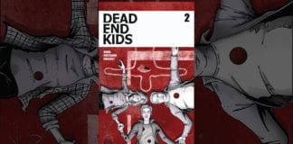 dead end kids #2 review source point press comics