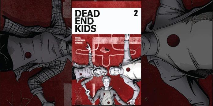dead end kids #2 review source point press comics