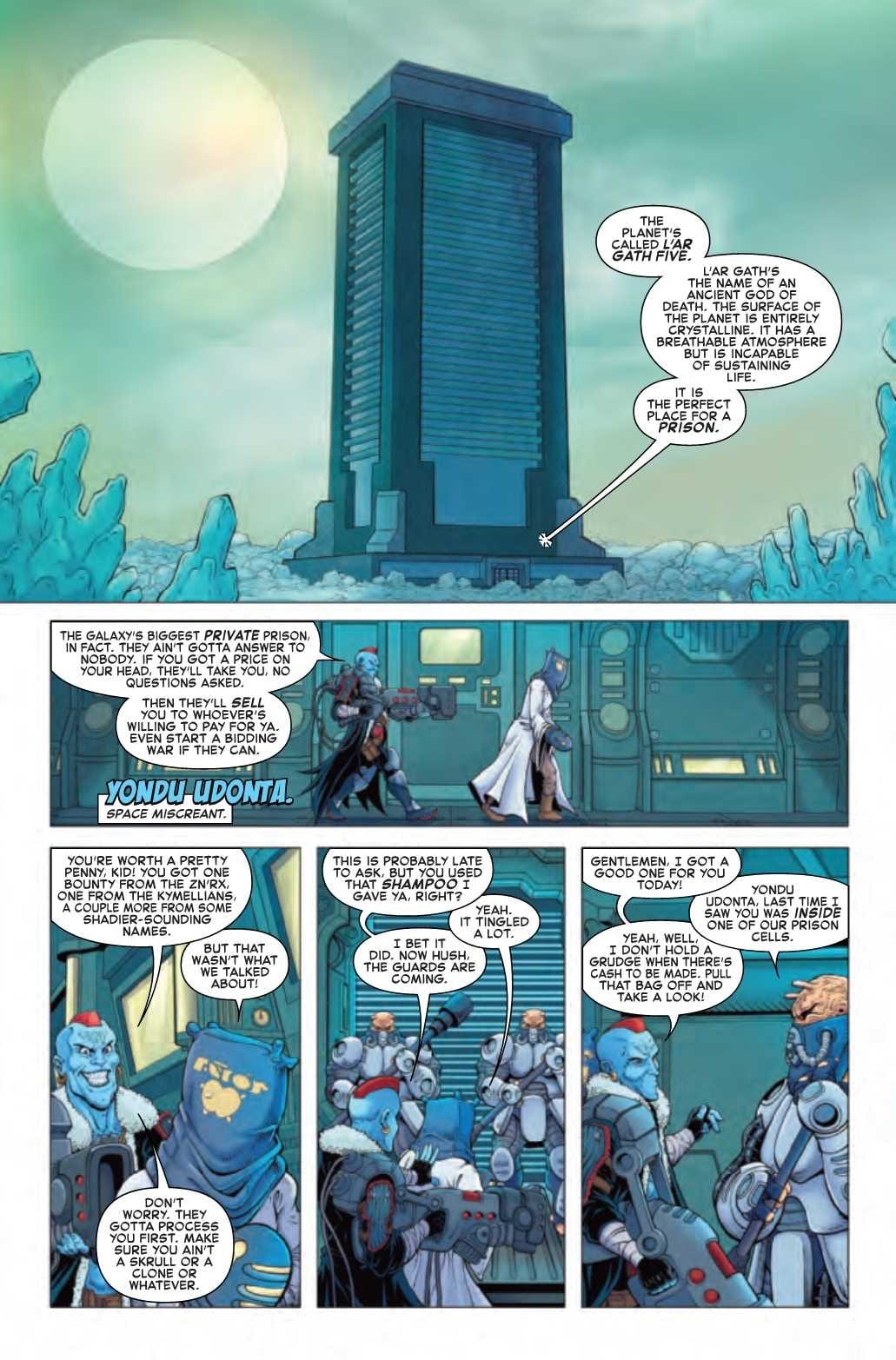 FUTURE FOUNDATION #1 - Powers Siblings Join The Team 1