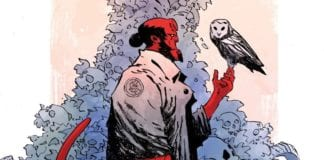 HELLBOY AND THE B.P.R.D.: SATURN RETURNS #1 cover artwork