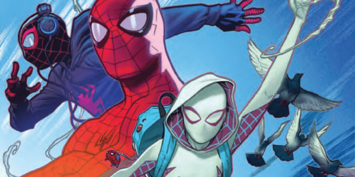 Review: GHOST-SPIDER #1 And Why Marvel Shouldn't Have Renumbered Spider-Gwen 3