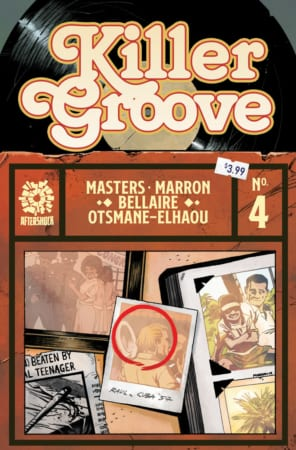 KILLER GROOVE #4 Aims Directly For The Heart