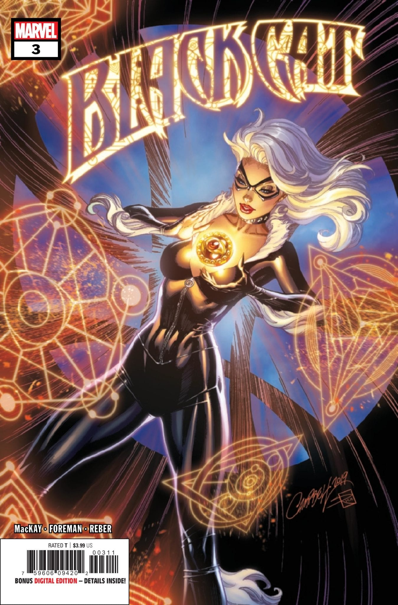 Exclusive Marvel Comics Preview: BLACK CAT #3 Destroys Silvers Sable's Rep 1