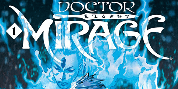 Review: A Magical Journey To Hell Begins In DOCTOR MIRAGE #1 6