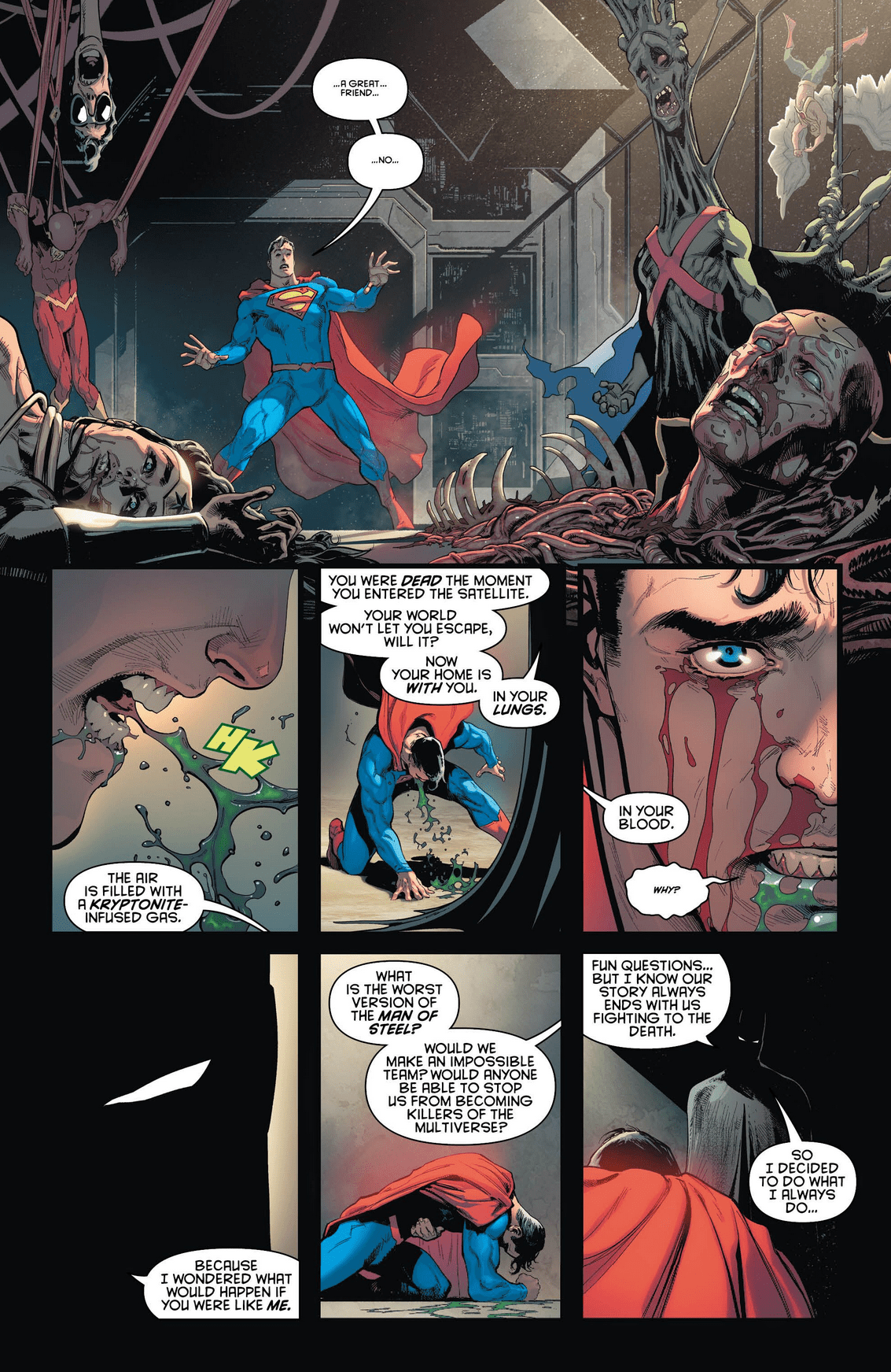 Review: BATMAN/SUPERMAN #1 Is A Major Event For DC Comics 2