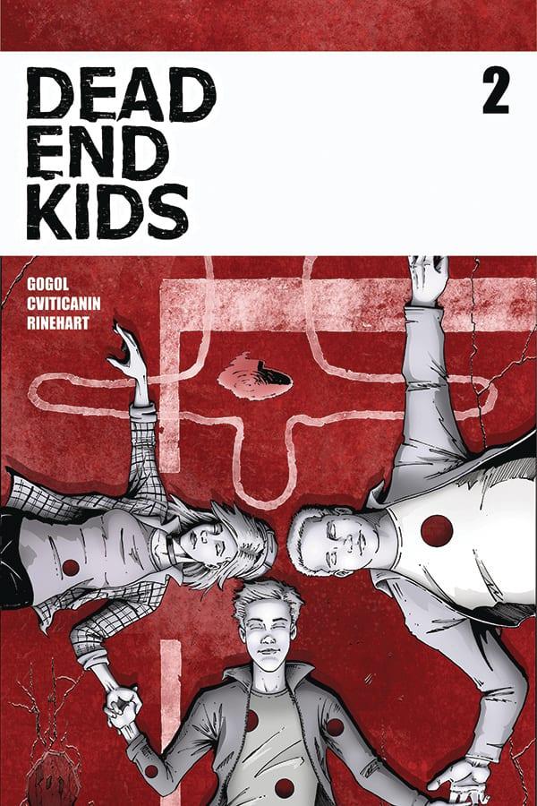 dead end kids #2 review