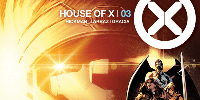 HOUSE OF X #3 Catapults The X-Men Narrative To New Heights 8