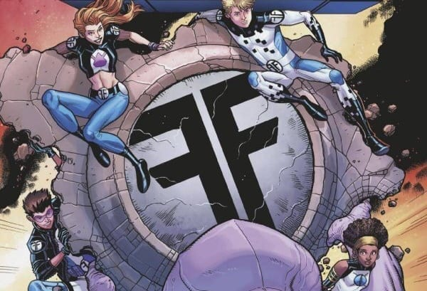 FUTURE FOUNDATION #1 - Powers Siblings Join The Team 3