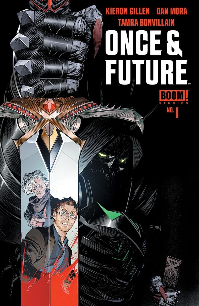 An Arthurian Tale Like You've Never Seen in ONCE & FUTURE #1 1