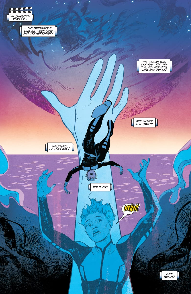 Review: A Magical Journey To Hell Begins In DOCTOR MIRAGE #1 1