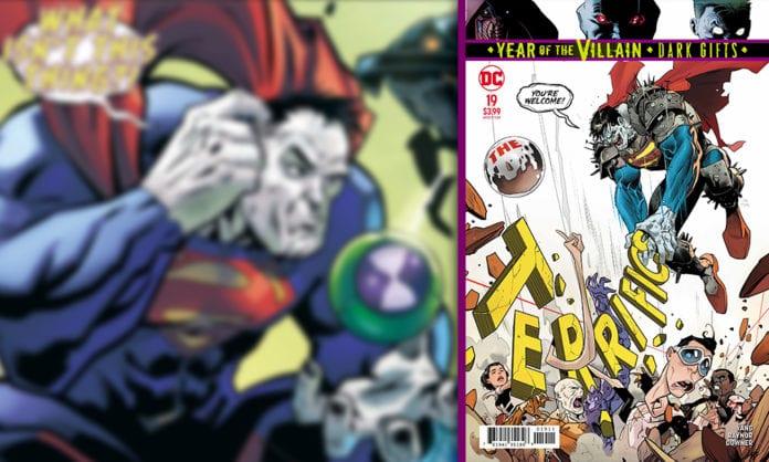 Exclusive DC Comics Preview: THE TERRIFICS #19 - Bizarro Rules! 4