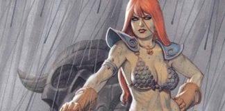 Red Sonja #7