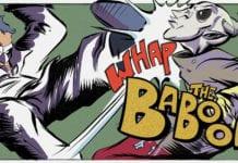 the baboon review jamie jones