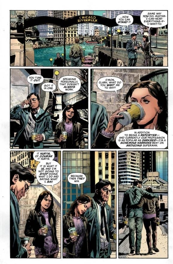 Review: LOIS LANE #2 Shows A Journalist On The Prowl 2