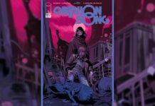 Review: OBLIVION SONG #18 - Eerie and Evil Existential Experimentation