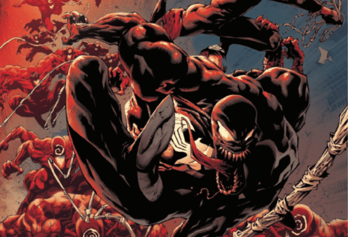 Absolute Carnage #2 Cover