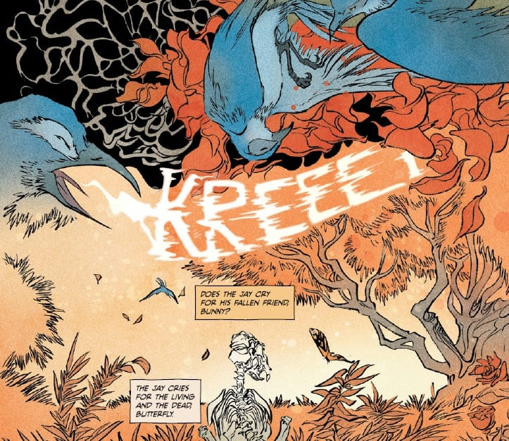 Exceptional Dream Weaving In PRETTY DEADLY THE RAT #1